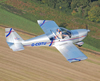 Fixed wing microlight